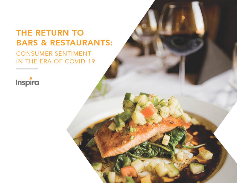 The Return to Bars & Restaurants: Consumer Sentiment in the Era of COVID-19
